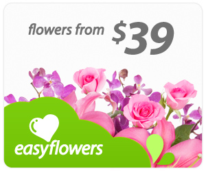 Order online with Easyflowers